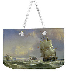 The Gathering Storm Weekender Tote Bag