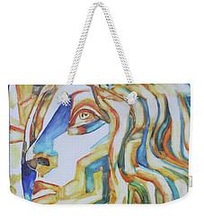 The Gaze - Inspired By Tullio Lombardo, 1460-1532 Weekender Tote Bag