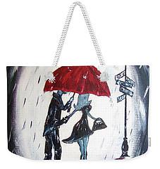 The Gentleman Weekender Tote Bag by Roxy Rich
