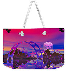 Weekender Tote Bag featuring the photograph The Gergst Of Fergst by Mark Blauhoefer