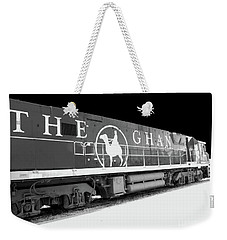 The Ghan Bw Weekender Tote Bag