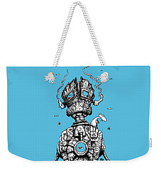 The Ghost In The Machine Weekender Tote Bag