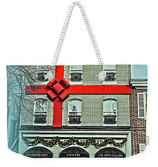 The Gift Of Jewelry And Art Weekender Tote Bag