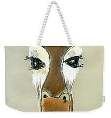 The Giraffe Weekender Tote Bag