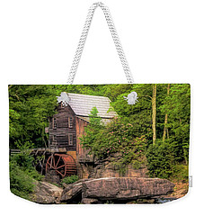 The Glade Creek Mill Weekender Tote Bag