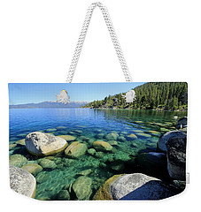 Weekender Tote Bag featuring the photograph The Glory Of Morning by Sean Sarsfield