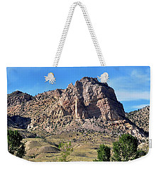 The Glory Of Wyoming Weekender Tote Bag