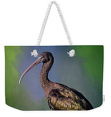 The Glossy Ibis Stroll Weekender Tote Bag