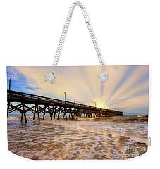 The Glow Of Sunrise Weekender Tote Bag