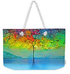 The Glow Tree Weekender Tote Bag