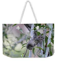 The Goji Leaf Thief  Weekender Tote Bag