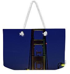 The Golden Gate Bridge Twilight Weekender Tote Bag