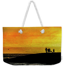 The Golden Hour II Weekender Tote Bag