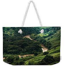 The Golden River Weekender Tote Bag