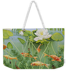 The Golden Touch Weekender Tote Bag