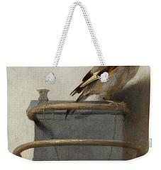 The Goldfinch, 1654  Weekender Tote Bag