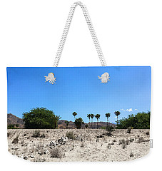 The Golfer's Mirage Weekender Tote Bag by Stan  Magnan