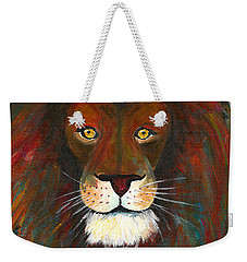 The Good And Terrible King Weekender Tote Bag