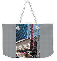 The Goodman Theater Weekender Tote Bag