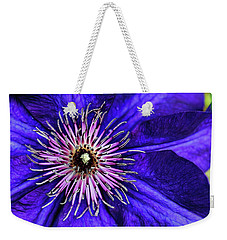 Weekender Tote Bag featuring the photograph The Goodness Of Nature by Jessica Manelis