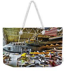 The Goose Weekender Tote Bag