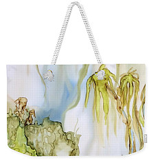 The Gorge Weekender Tote Bag