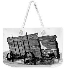The Grain Wagon Weekender Tote Bag
