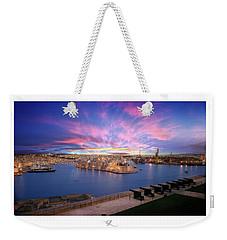 The Gran Harbour Weekender Tote Bag
