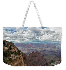 The Grand Canyon And Lookout Studio Weekender Tote Bag