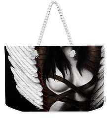 The Grand Delusion Weekender Tote Bag by Pat Erickson
