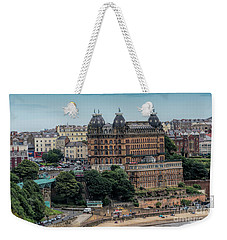 The Grand Hotel Scarborough Weekender Tote Bag