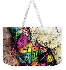 The Grand Illusion  Weekender Tote Bag by Gary Bodnar