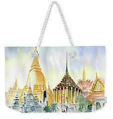 The Grand Palace Bangkok Weekender Tote Bag