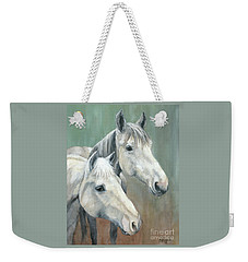 The Grays - Horses Weekender Tote Bag