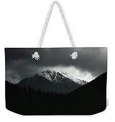 The Grays Of Grays Weekender Tote Bag