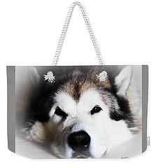 The Great Alaskan Weekender Tote Bag