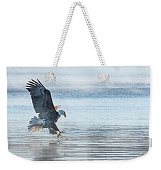 The Great American Bald Eagle 2016-15 Weekender Tote Bag