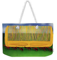The Great Escape Weekender Tote Bag by Thomas Blood