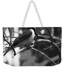 The Great Kiskadee  Weekender Tote Bag