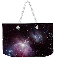 The Great Nebula In Orion Weekender Tote Bag
