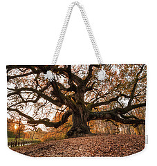 The Great Oak Weekender Tote Bag