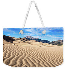 The Great Sand Dunes Of Colorado Weekender Tote Bag