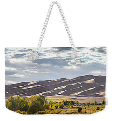 The Great Sand Dunes Triptych - Part 1 Weekender Tote Bag by Tim Stanley