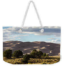 The Great Sand Dunes Triptych - Part 2 Weekender Tote Bag by Tim Stanley