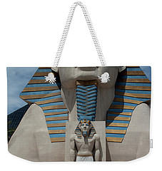 The Great Sphinx Weekender Tote Bag