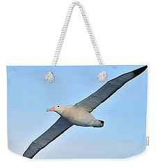 The Greatest Seabird Weekender Tote Bag by Tony Beck