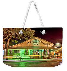 The Greeen Parrot Weekender Tote Bag