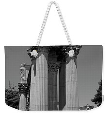 The Greek Architecture Weekender Tote Bag