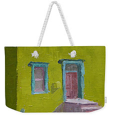 The Green House Weekender Tote Bag