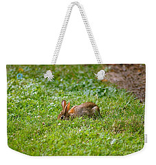 The Greener Grass Weekender Tote Bag